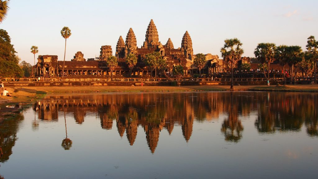 Find out which Asian countries plan to open up their borders for international tourism - Cambodia