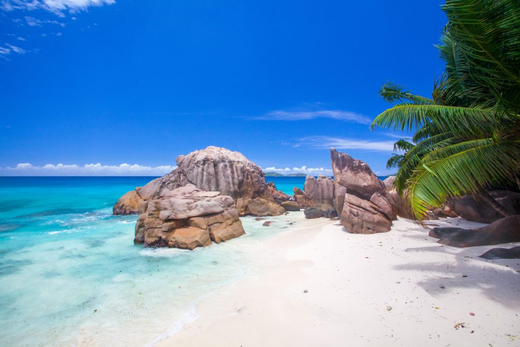 Read more to find out which African countries are open to international travel - Anse Lazio, Seychelles