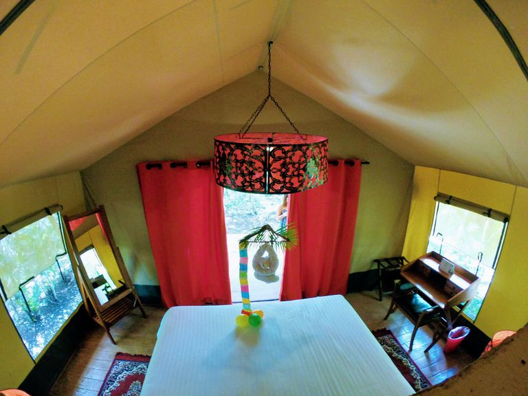 glamping-room