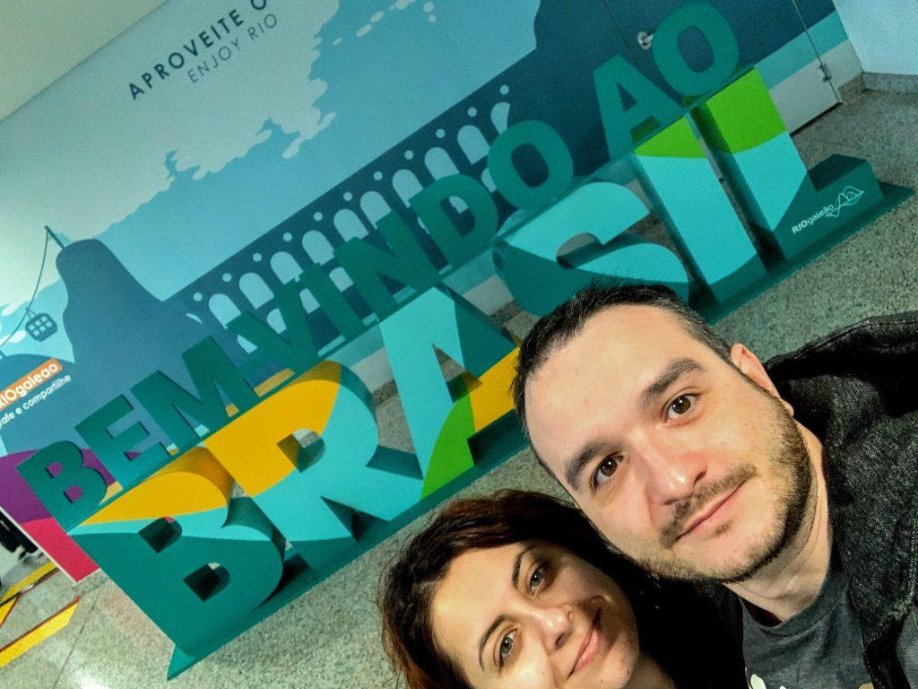 brazil rio de janeiro airport