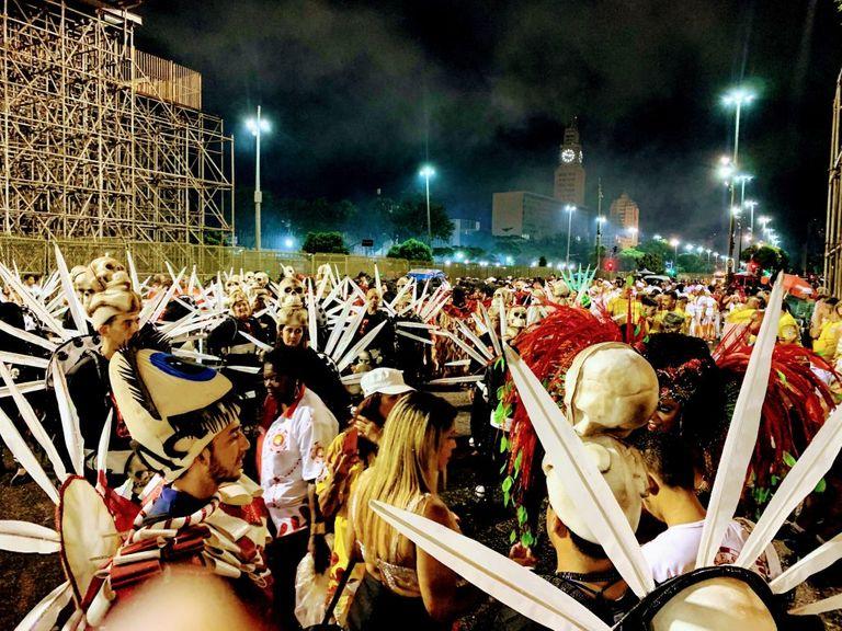Rio Carnival costumes, Renascer de Jacarepagua
