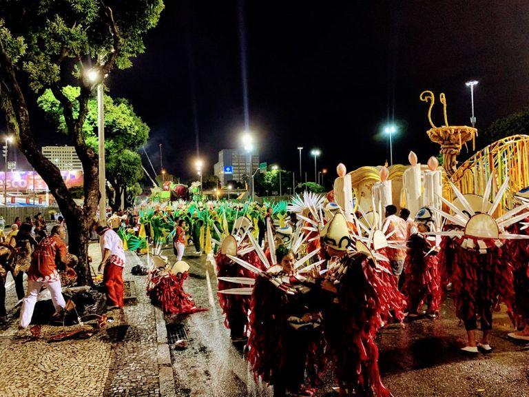 Rio Carnival 2020 costumes, Renascer de Jacarepagua
