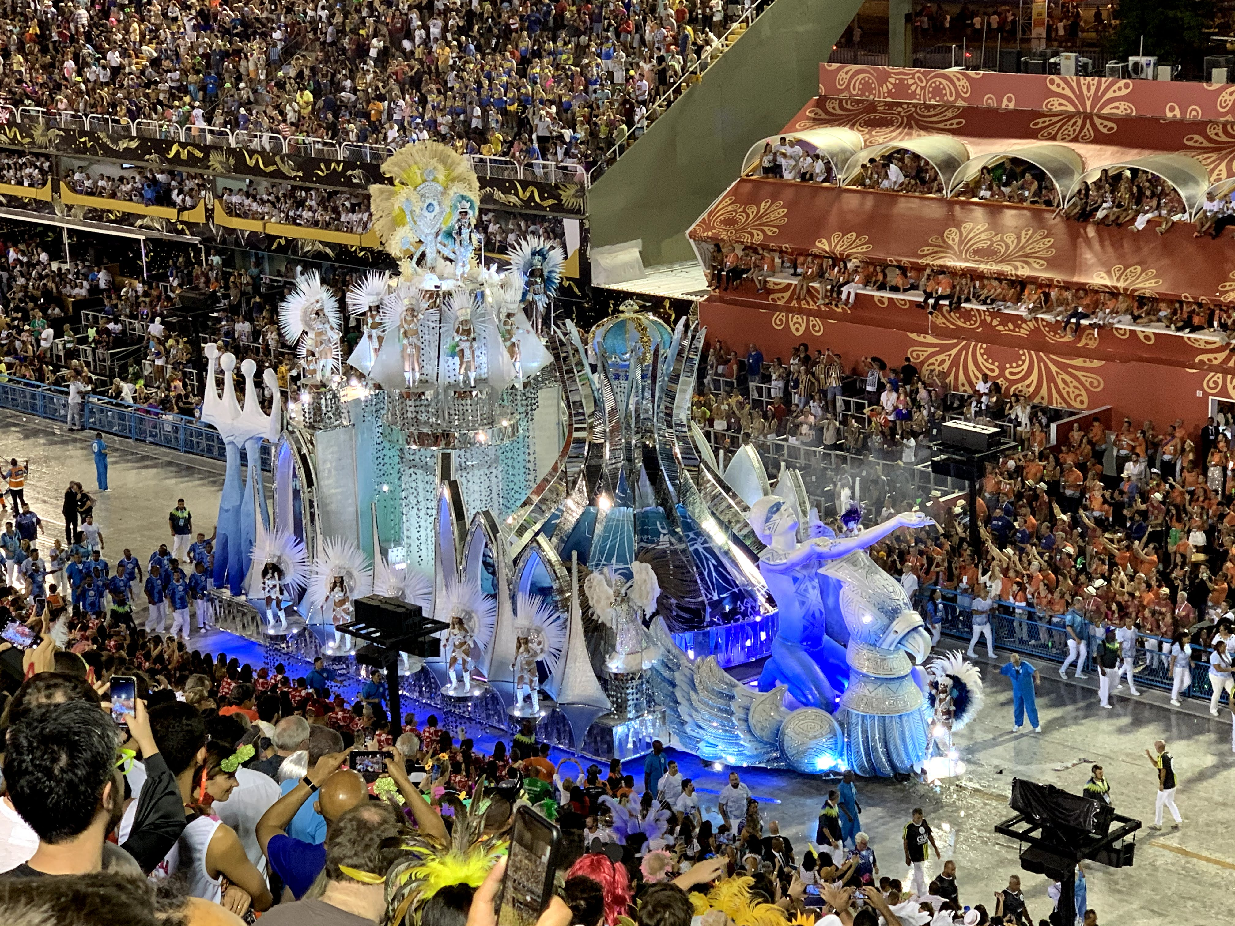 Rio Carnival finals 2020