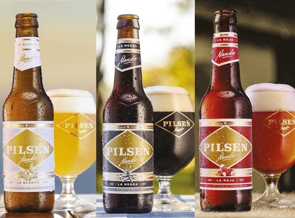 Drinks to try in Paraguay - Beer