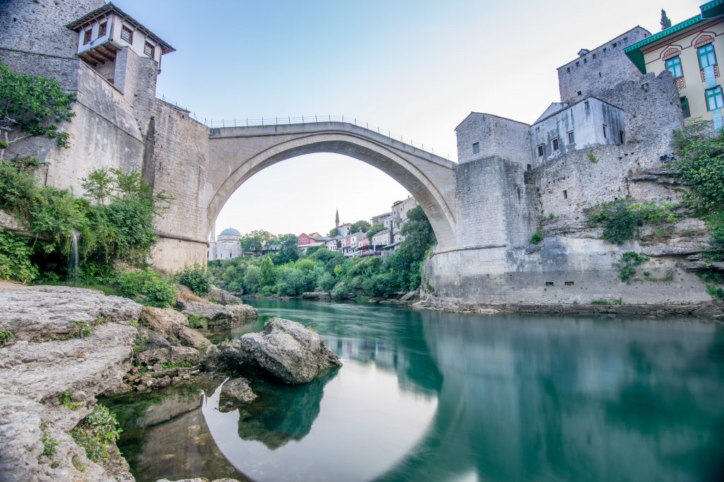 Find out the European countries that are open and which require a COVID-19 test prior to arrival - Mostar, Bosnia and Herzegovina