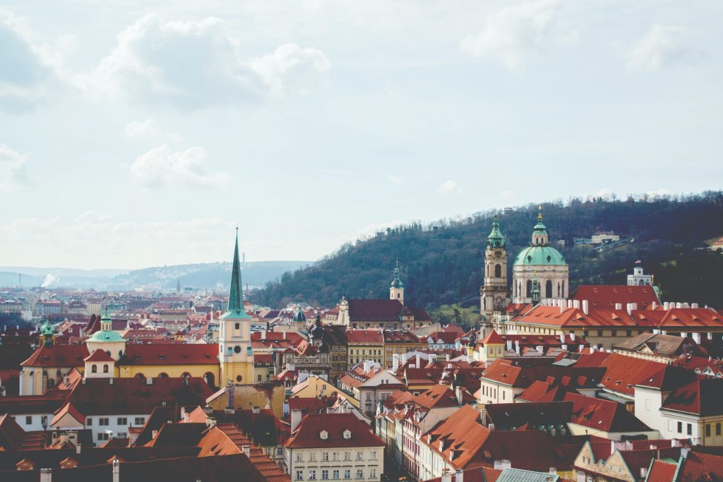 Find out the European countries that are open and which require a COVID-19 test prior to arrival - Prague, Czech Republic
